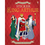 Sticker King Arthur (BOK)