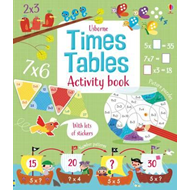 Times Tables Activity Book (BOK)