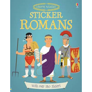 Sticker Dressing Romans (BOK)