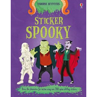 Sticker Spooky (BOK)