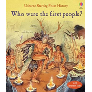 Who Were the First People? (BOK)