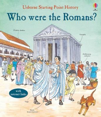 Who Were the Romans? (BOK)