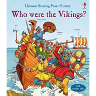 Who Were the Vikings? (BOK)
