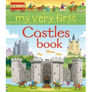 My Very First Castles Book (BOK)