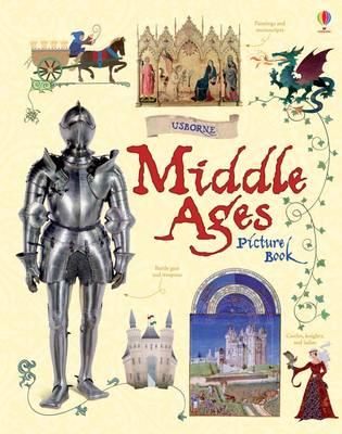 Middle Ages Picture Book (BOK)