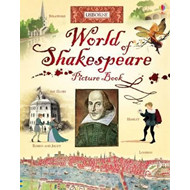 World of Shakespeare Picture Book �Library Edition] (BOK)