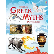 Greek Myths Picture Book (BOK)