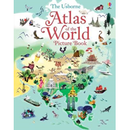 Atlas of the World Picture Book (BOK)
