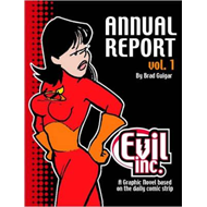 Evil Inc Annual Report (BOK)