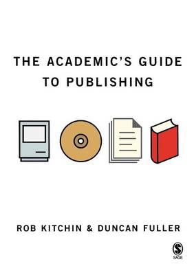 Academic's Guide to Publishing (BOK)