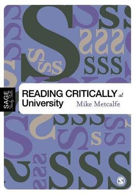 Reading Critically at University (BOK)