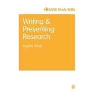 Writing and Presenting Research (BOK)