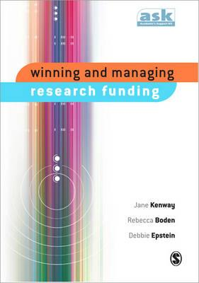 Winning and Managing Research Funding (BOK)