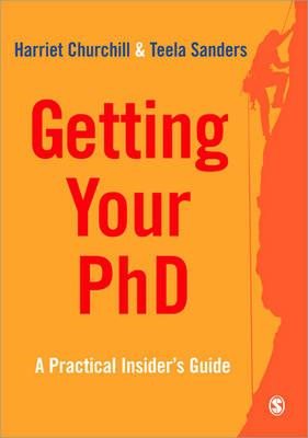 Getting Your PhD (BOK)