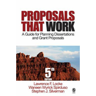 Proposals That Work: A Guide for Planning Dissertations and Grant Proposals (BOK)