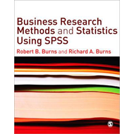 Business Research Methods and Statistics Using SPSS (BOK)