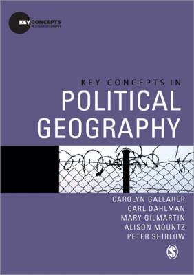 Key Concepts in Political Geography (BOK)