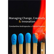 Managing Change, Creativity and Innovation (BOK)
