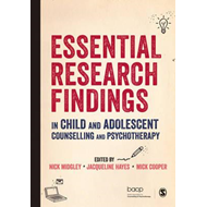 Essential Research Findings in Child and Adolescent Counsell (BOK)