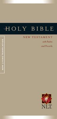 Pocket Thinline New Testament with Psalms and Proverbs-NLT (BOK)