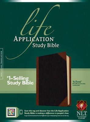Life Application Study Bible-NLT (BOK)