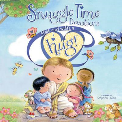 Snuggle Time Devotions That End with a Hug! (BOK)