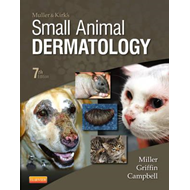 Muller and Kirk's Small Animal Dermatology (BOK)