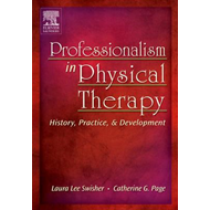 Professionalism in Physical Therapy (BOK)