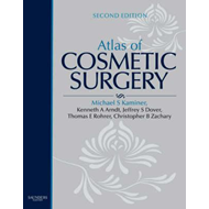Atlas of Cosmetic Surgery with DVD (BOK)