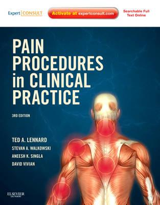 Pain Procedures in Clinical Practice: Expert Consult: Online and Print (BOK)