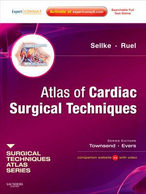 Atlas of Cardiac Surgical Techniques (BOK)