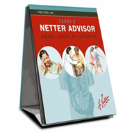 Ferri's Netter Advisor Desk Display Charts (BOK)