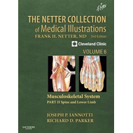Netter Collection of Medical Illustrations: Musculoskeletal (BOK)