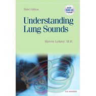 Understanding Lung Sounds with Audio CD (BOK)