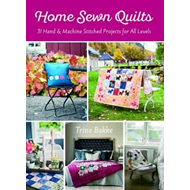 Home Sewn Quilts (BOK)