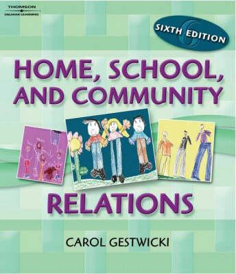 Home, School and Community Relations (BOK)