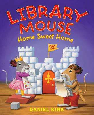 Library Mouse: Home Sweet Home: Bk. 5 (BOK)