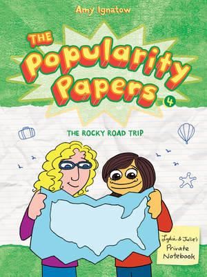 The Rocky Road Trip of Lydia Goldblatt & Julie Graham-Chang: Bk. 4 (BOK)