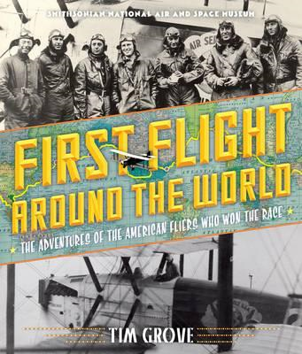 First Flight Around the World (BOK)