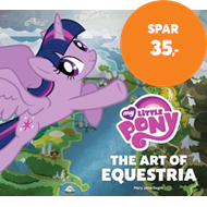 Produktbilde for My Little Pony - The Art of Equestria (BOK)