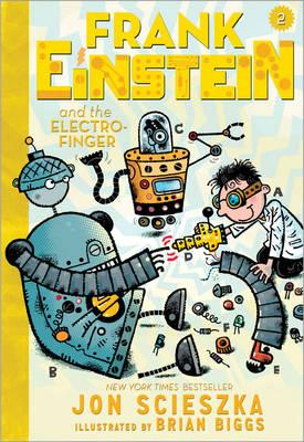 Frank Einstein and the Electro-Finger (BOK)
