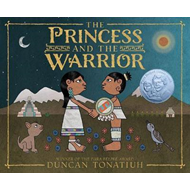 Princess and the Warrior: A Tale of Two Volcanoes (BOK)