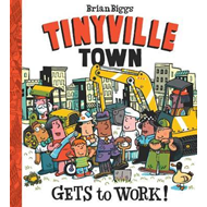 Tinyville Town Gets to Work! (BOK)