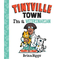 Tinyville Town: I'm a Veterinarian (BOK)
