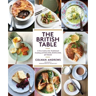 British Table: A New Look at the Traditional Cooking of Engl (BOK)