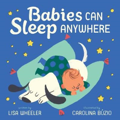 Babies Can Sleep Anywhere (BOK)