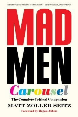 Mad Men Carousel (Paperback Edition) (BOK)