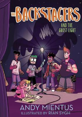 Backstagers Book 1 (BOK)