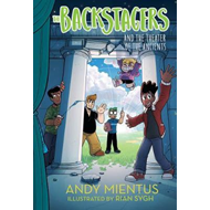 Backstagers and the Theater of the Ancients (Backstagers #2) (BOK)