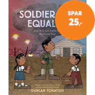 Produktbilde for Soldier for Equality: Jose de la Luz Saenz and the Great War (BOK)